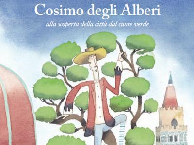 Cosimo degli Alberi, Pistoia diventa un'oasi green in nome di Calvino