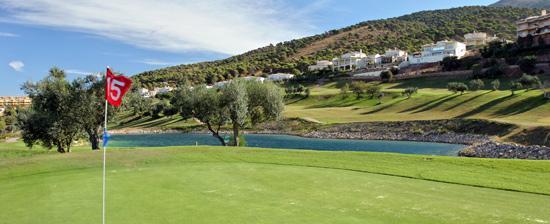 giocare a golf in Spagna