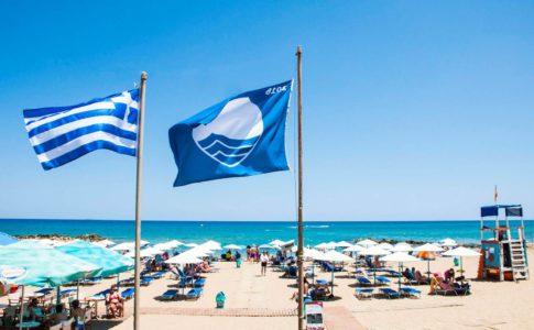 Bandiere Blu 2018 Grecia