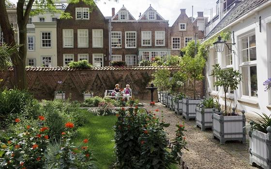 Open Tuinendag, Utrecht 30 giugno 2018
