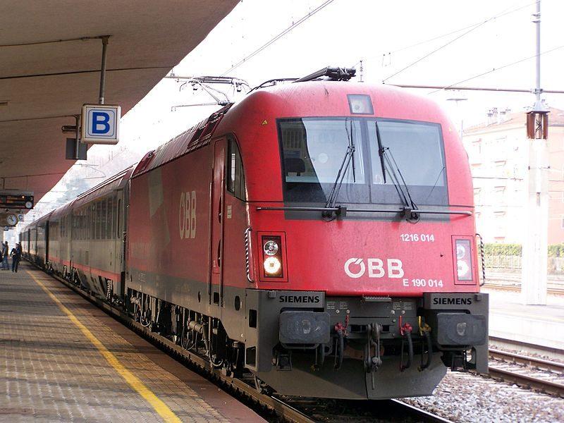 Monaco-Rimini treni
