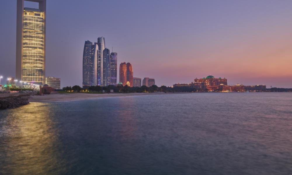 Abu Dhabi hotel guest marzo 2018