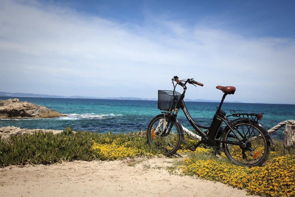 Formentera in bici