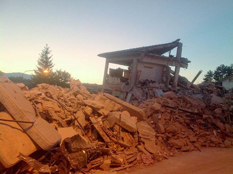 terremoto centro italia, aggiornamento protezione civile