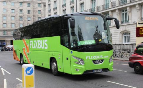 Flixbus arriva negli Usa