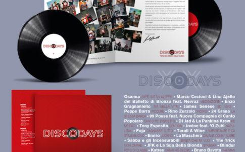XX edizione Discodays 12-13 maggio 2018