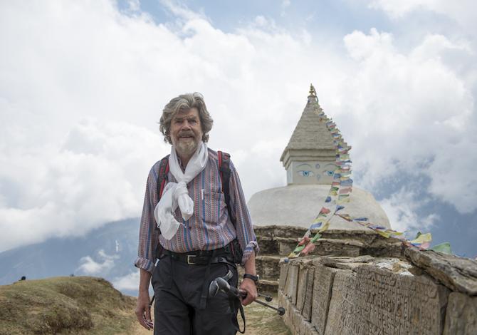 La Terra Degli Sherpa.40 Anni Fa Messner Scalava L Everest Senza Ossigeno