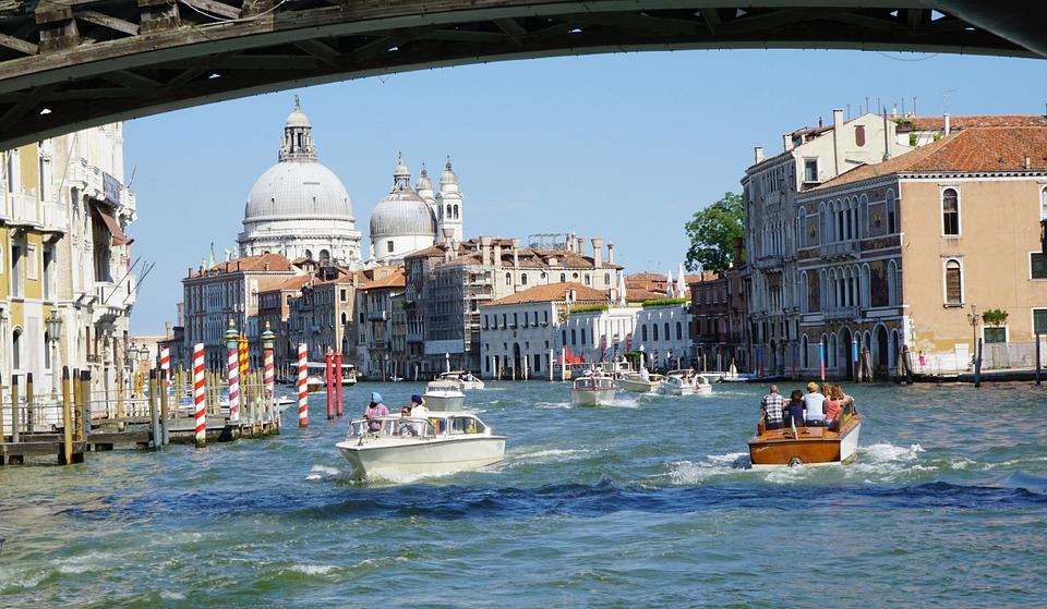 venezia stop a cibo da passeggio