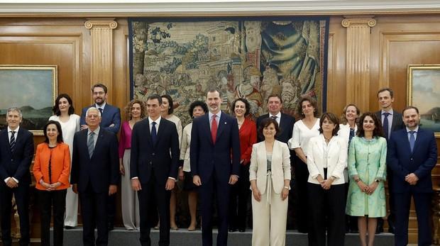 Il nuovo Governo di Pedro Sánchez, Spagna