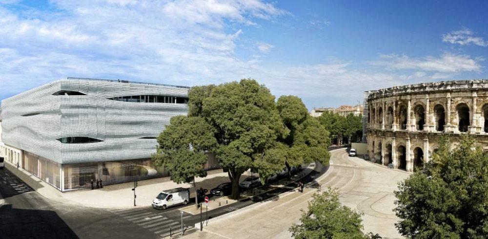 Museo della Romanità, Nimes