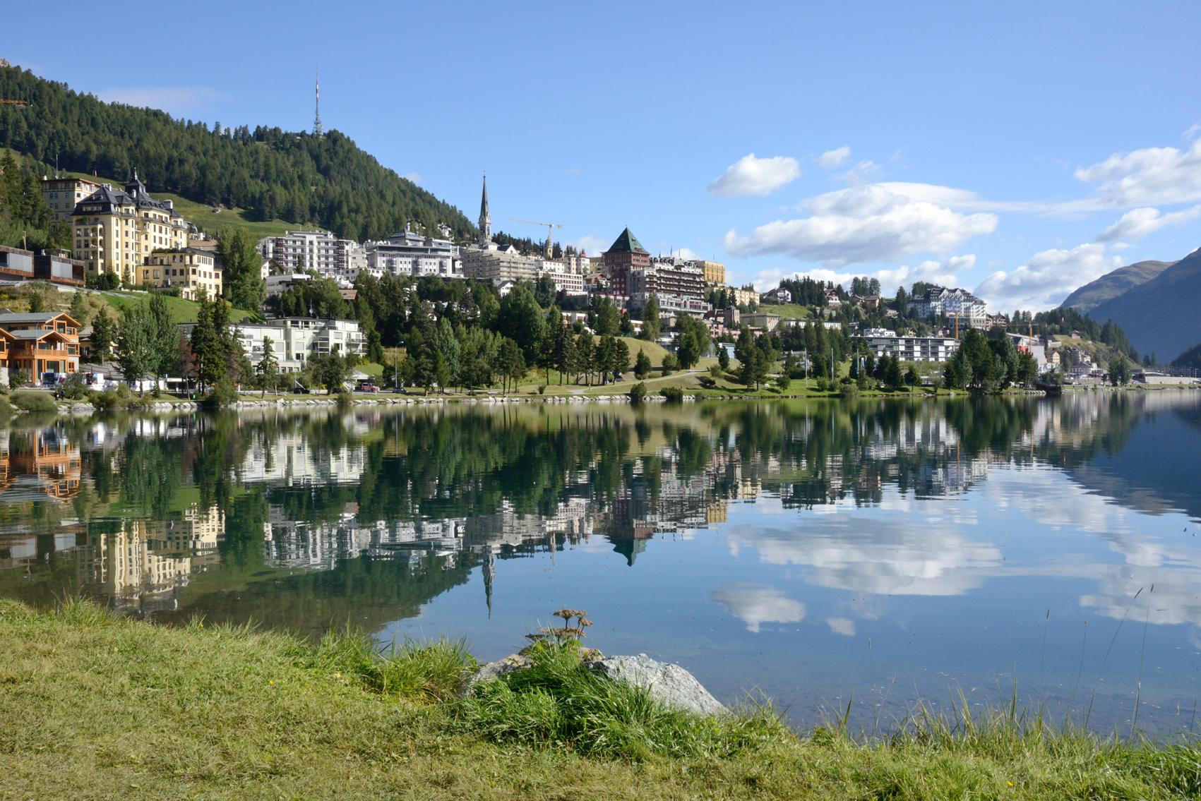 HOT SPOT: St Moritz, Switzerland pics