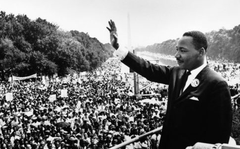Martin Luther King concerto a Roma