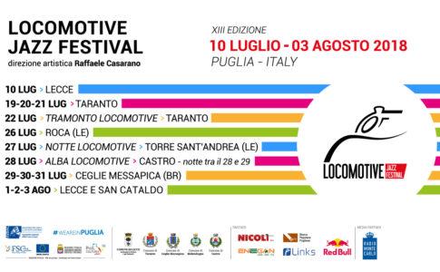 Locomotive Jazz Festival XIII edizione