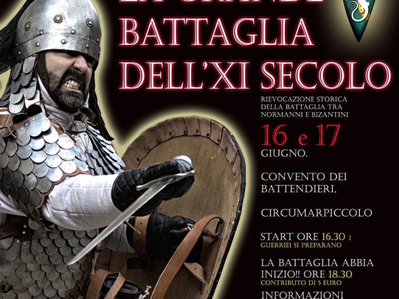 Battaglia tra Normanni e Bizantini
