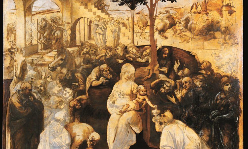 Agli Uffizi Leonardo in una nuova sala con tre capolavori