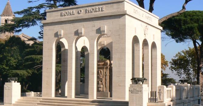 Roma apertura straordinaria mausoleo ossario garibaldino - Apertura porta di roma ...