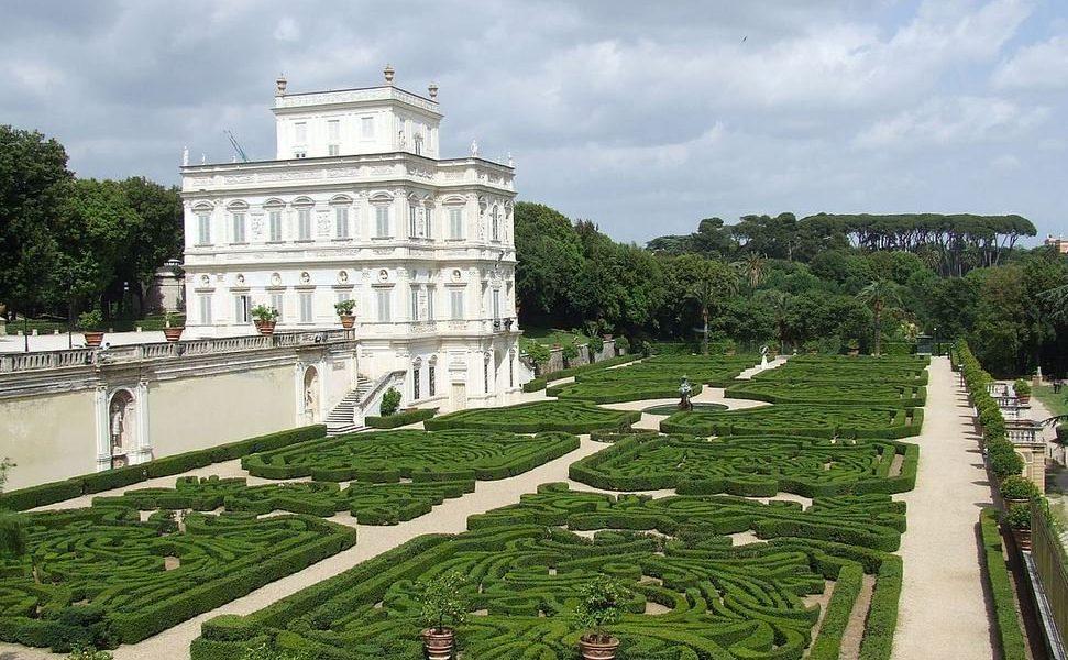Roma, bonifica da amianto a Villa Doria Pamphilj - TgTourism