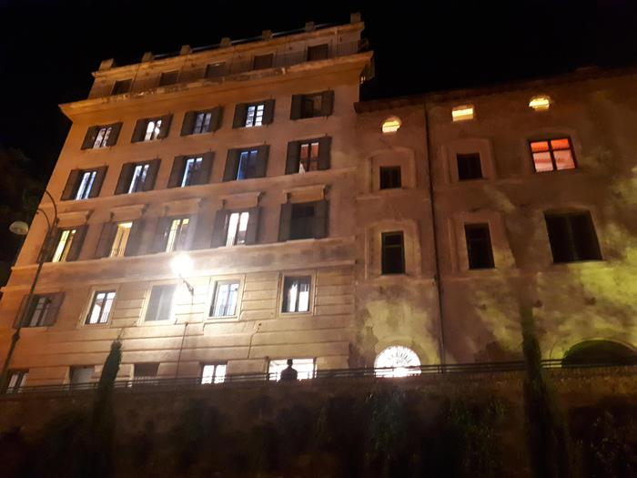 Jean Nouvel Porta Il Suo Talento A Roma E Riporta Alla Vita