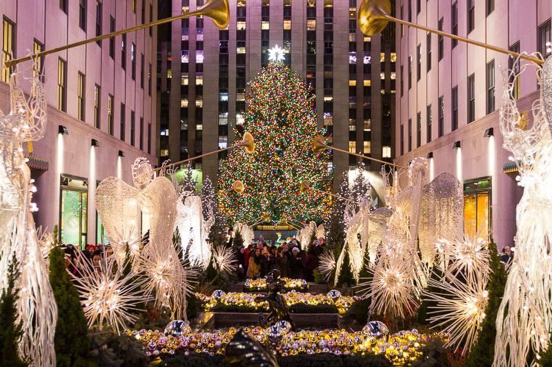 Immagini Natale A New York.New York I 18 Eventi Da Non Perdere A Natale Tgtourism