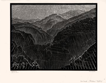 A Catanzaro in mostra Escher