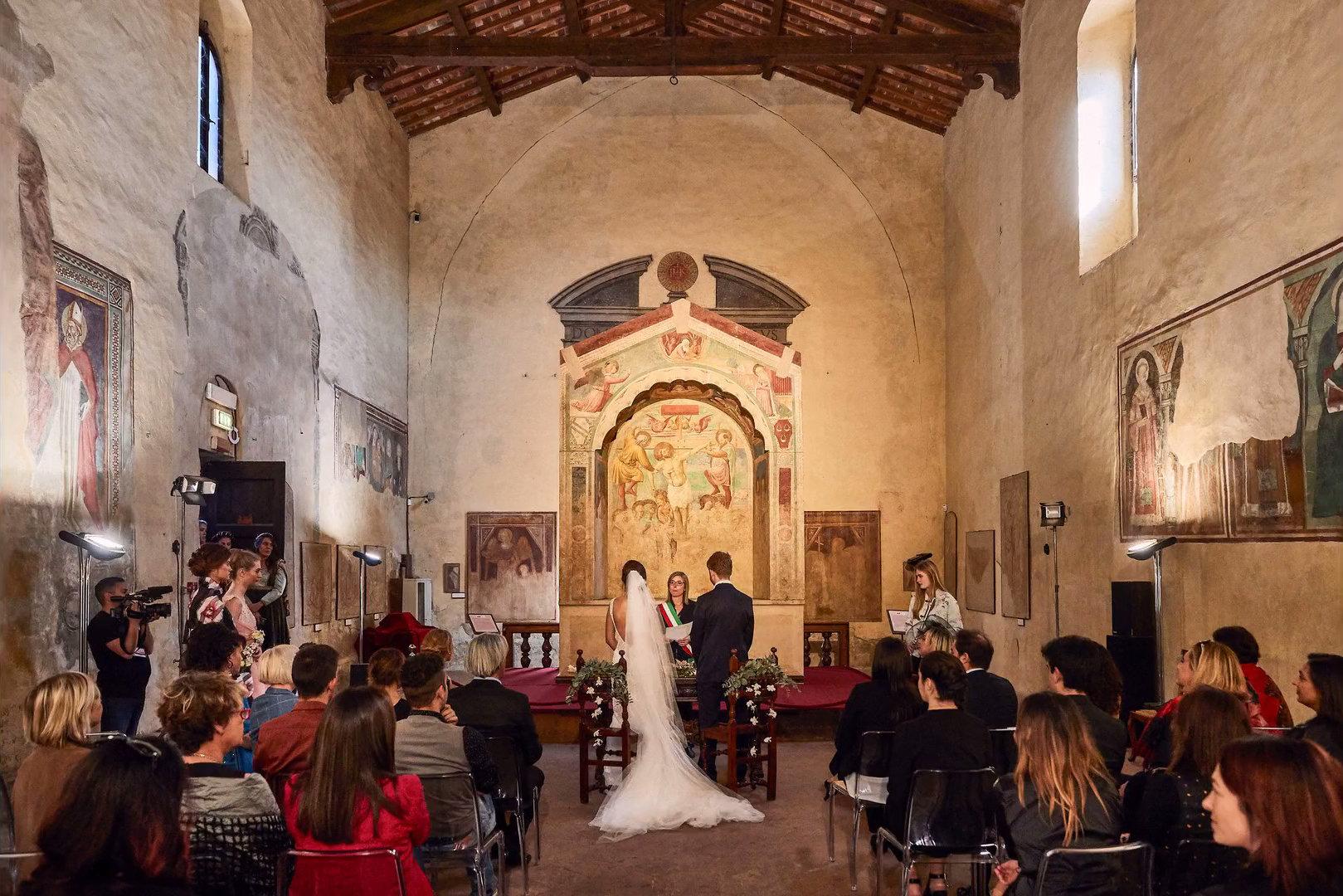 La Toscana è la migliore wedding destination al mondo