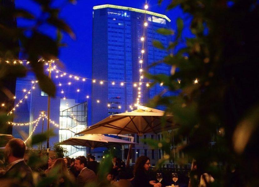 La Terrazza Di Hilton Milan Tra Le Piu Esclusive Di Milano