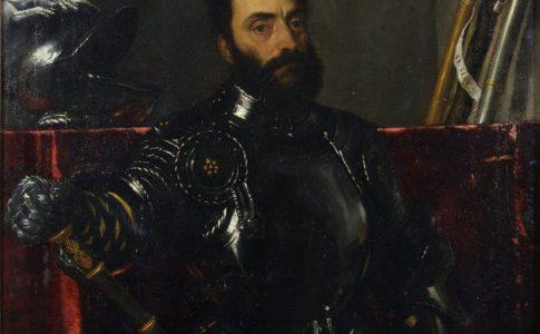 Tiziano-Francesco-Maria-della-Rovere-ritratto