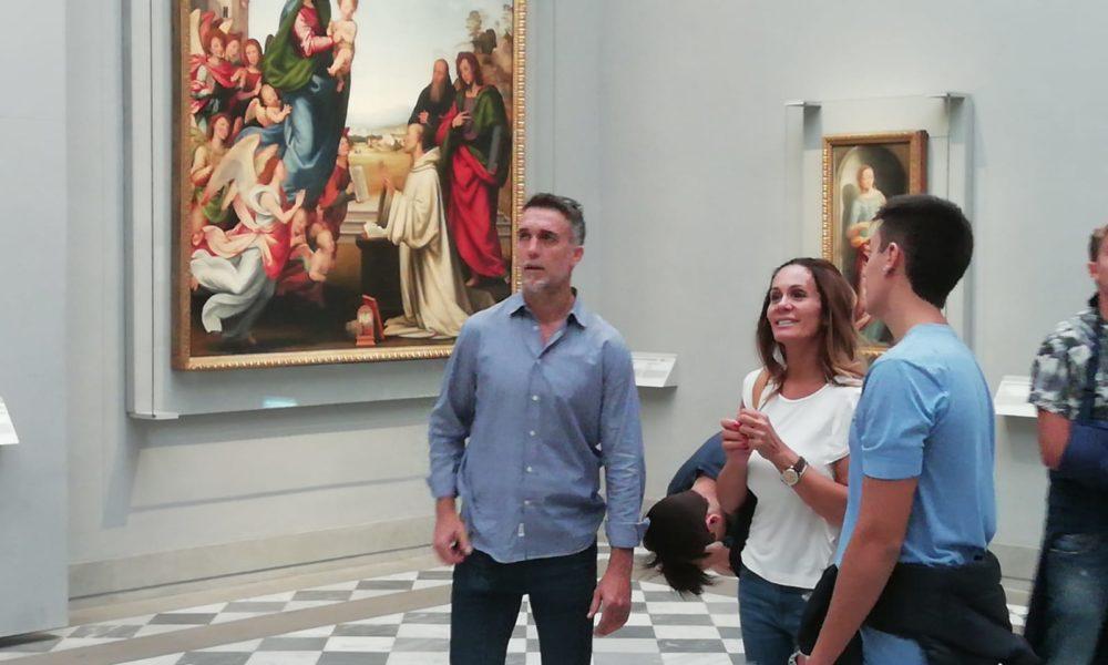Batistuta Uffizi