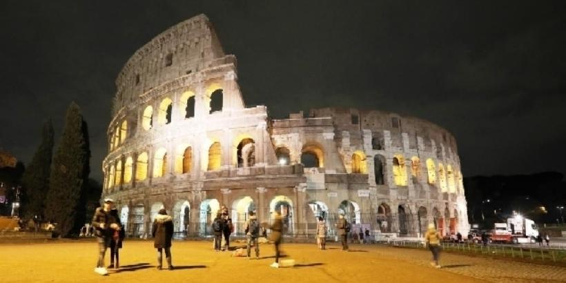 """Nuova illuminazione al Colosseo, il Direttore Russo: """"Primo passo ..."""