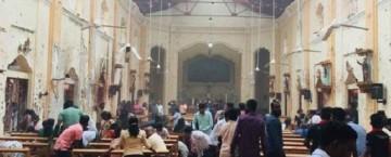 Sri Lanka attentato