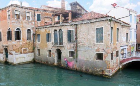 Bansky venezia