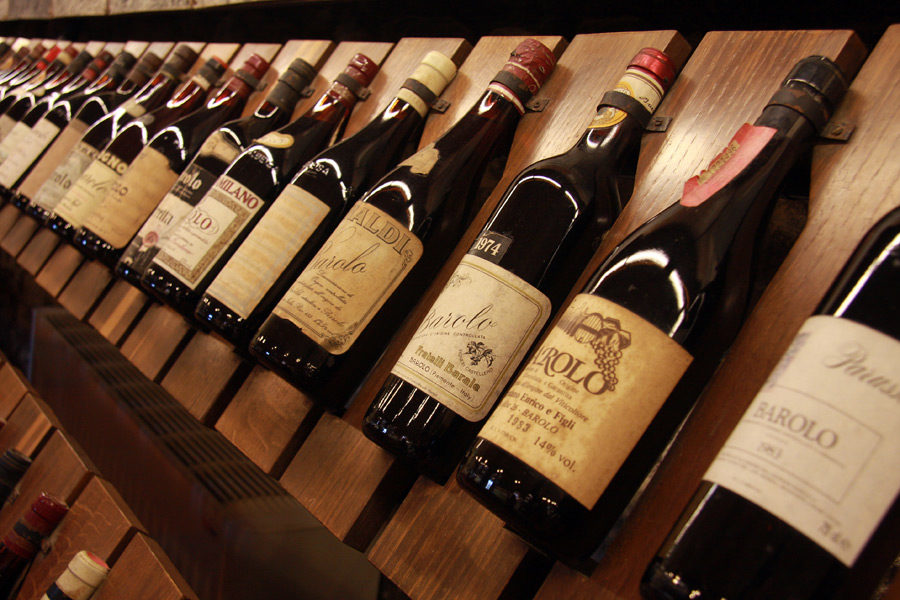 Barolo Hall of fame