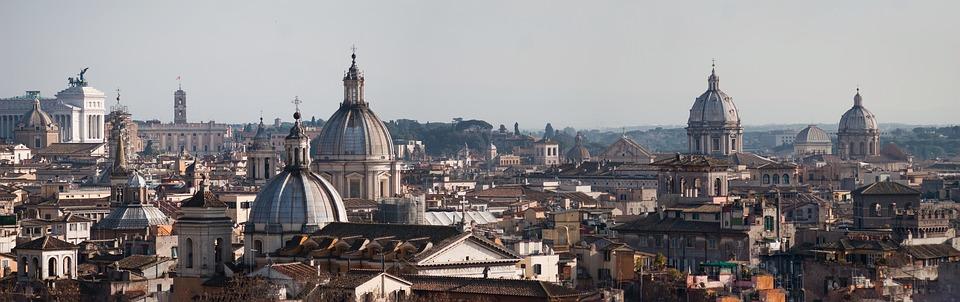 Pranzo Di Pasqua Sui Tetti Di Roma Al Roof Garden L Uliveto