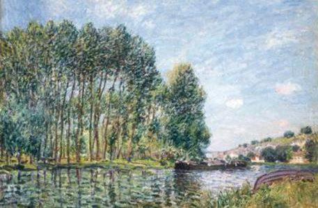 palazzo bonaparte impressionisti