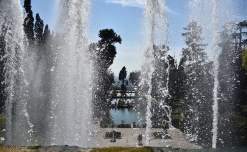 Villa d'Este patrimonio UNESCO
