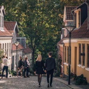 Autunno in Danimarca