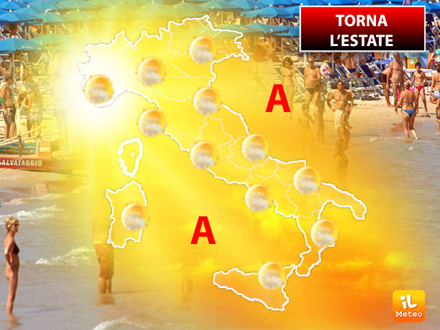 meteo estate