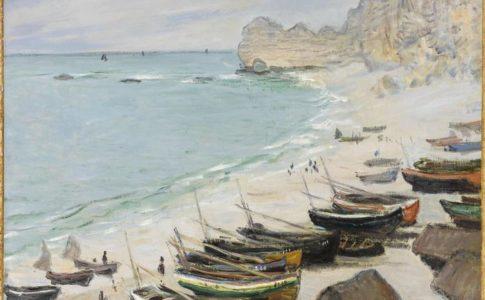Monet e gli Impressionisti in Normandia > dal 13 settembre al 16 febbraio 2020 > Palazzo Mazzetti - Asti