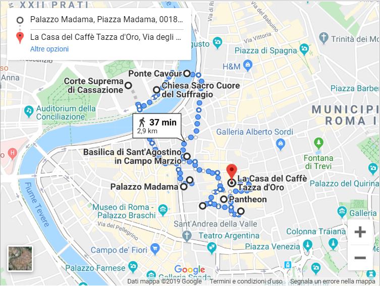 Piazza Di Spagna Cartina.Piazza Cavour Roma Maps