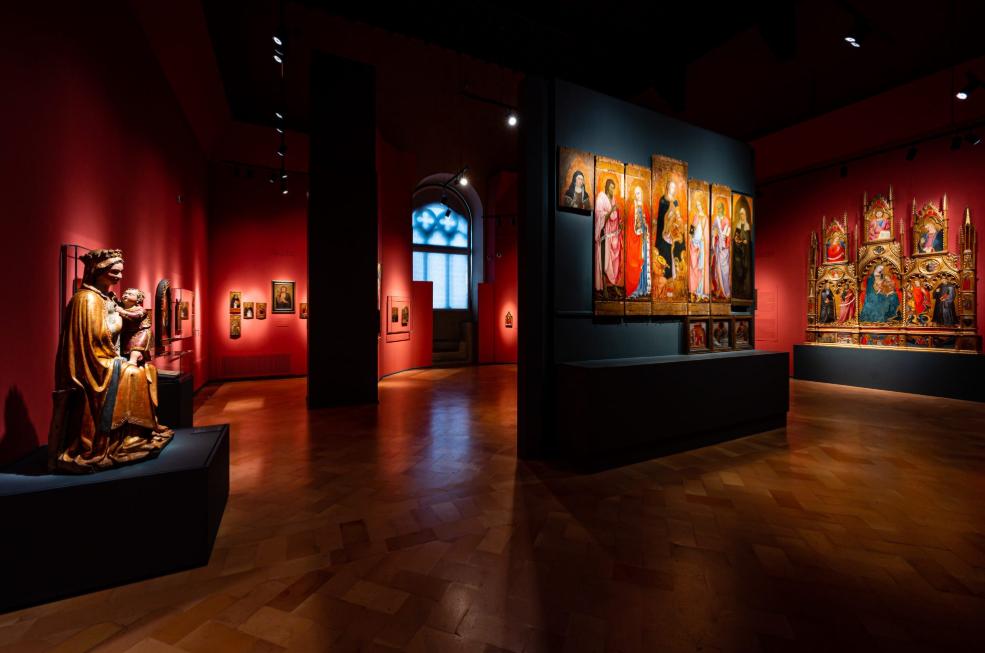 La Galleria Nazionale dell'Umbria ripare il 28 maggio ...