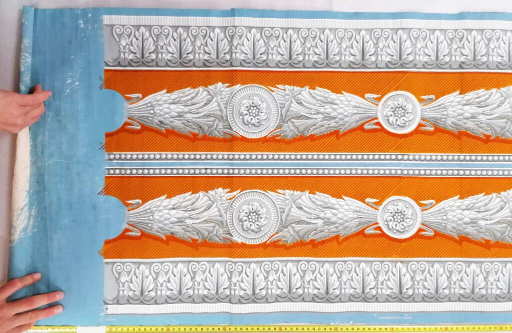 Papiers peints castello di Agliè