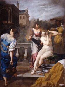 Dipinto di Artemisia Gentileschi