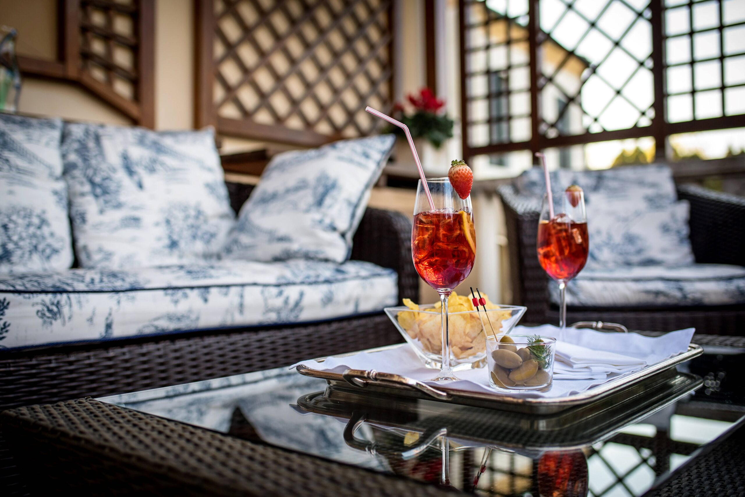 Romantik Hotel Villa Margherita - Interni