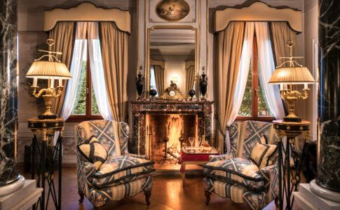 Interni di Romantik Hotel Villa Margherita
