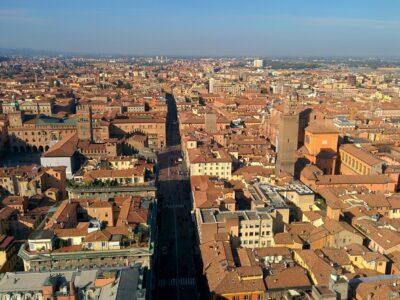 Vista di Bologna