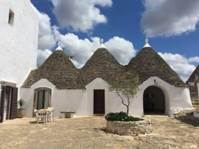 Puglia, turismo: Trulli