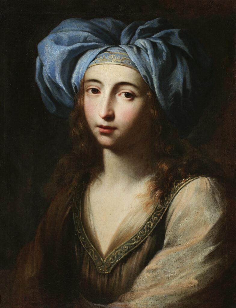 Ritratto di donna Crediti fotografici: su gentile concessione del Comune di Padova