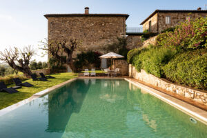 Villa Alfieri, Airbnb