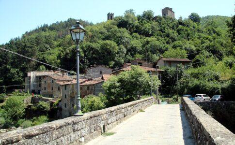 Casentino, via Ghibellina