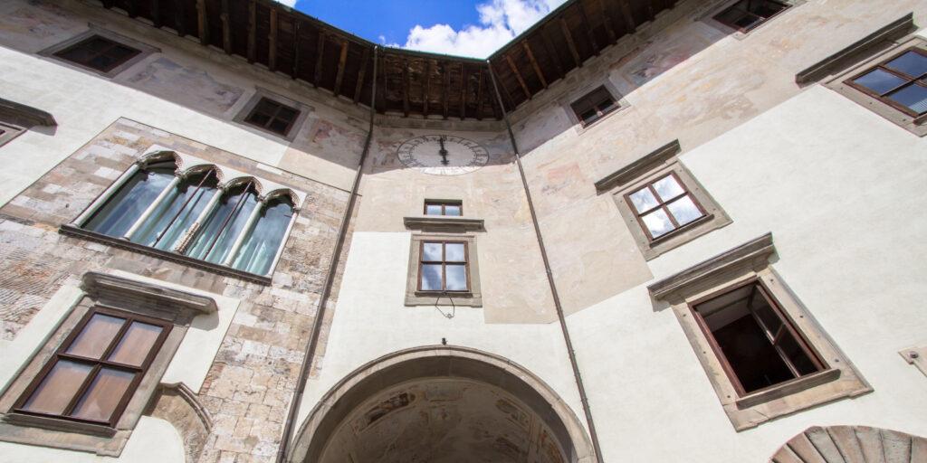 Luoghi di Dante a Pisa. Torre della Fame. Via Visit Tuscany.